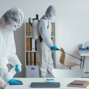 ผลิตภัณฑ์ฆ่าเชื้อไวรัส และ แบคทีเรีย