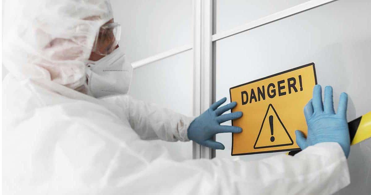 ข้อระวัง การจัดเก็บสารเคมี