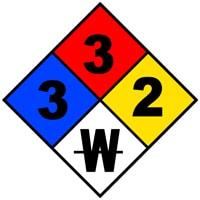 NFPA 704 symbol